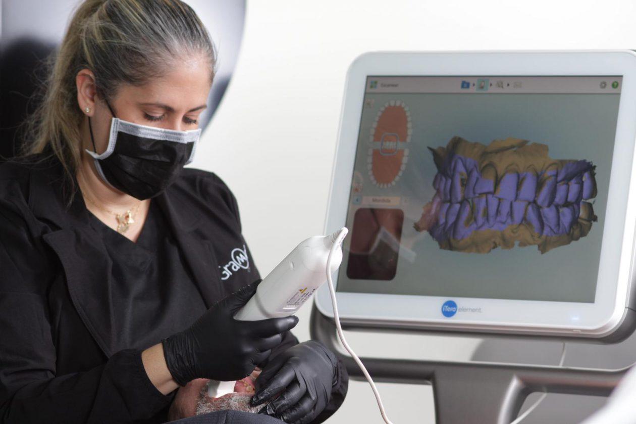 Escáner digital 3D en Santa Coloma de Gramenet.
